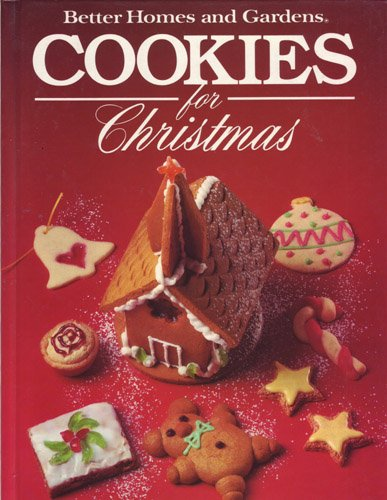 9780696012907: Better Homes and Gardens Cookies for Christmas