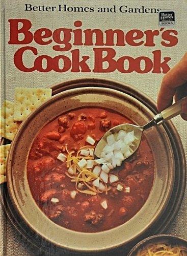 9780696013126: Better Homes and Gardens Beginner's Cook Book