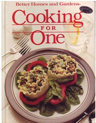 9780696016851: Better Homes and Gardens Cooking for One
