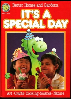 9780696018992: Its a Special Day (Fun-to-do Project Books)