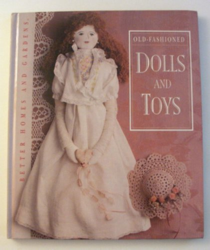 Old-Fashioned Dolls and Toys