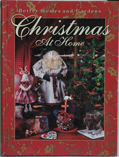 9780696019760: Christmas at Home (Better Homes and Gardens)