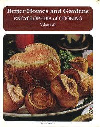 Better Homes and Gardens Encyclopedia of Cooking,: No Author Noted