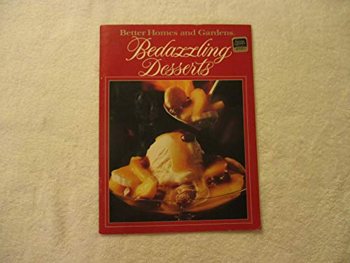 Bedazzling Desserts (069602103X) by [???]