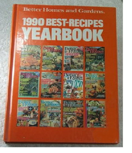 9780696022807: 1990 BEST-RECIPES YEARBOOK