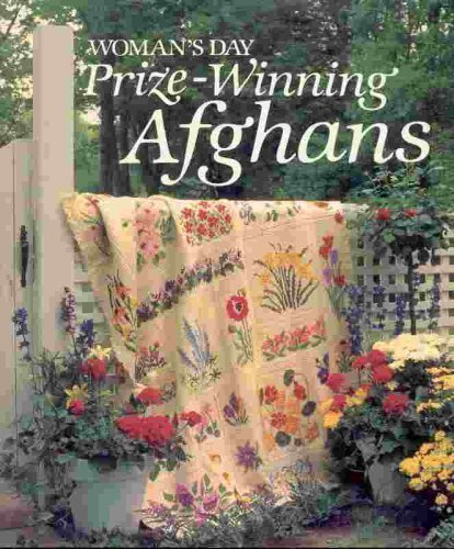 9780696023163: Woman's Day Prize Winning Afghans