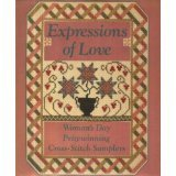 9780696023231: Expressions of Love: Woman's Day Prizewinning Cross-Stitch Samplers