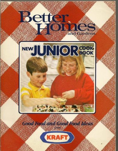 Better Homes and Gardens Junior Cookbook: Mary Major [Editor]