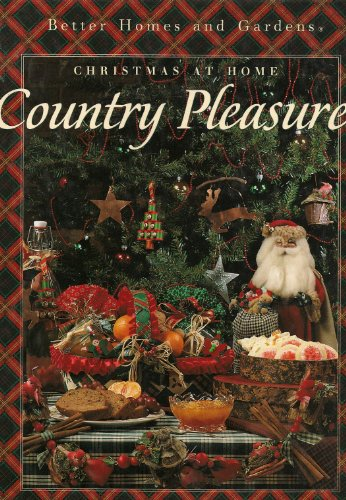 9780696025655: Christmas at Home: Country Pleasures