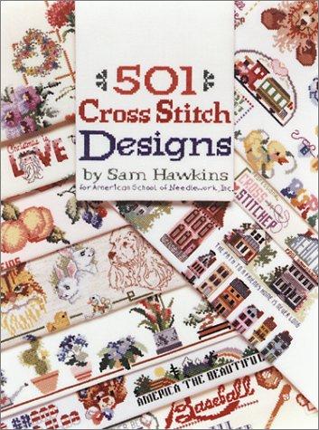 9780696046681: 501 Cross-stitch Designs