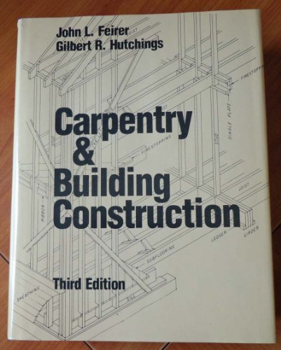9780696110047: Carpentry and Building Construction 3rd Edition: Third