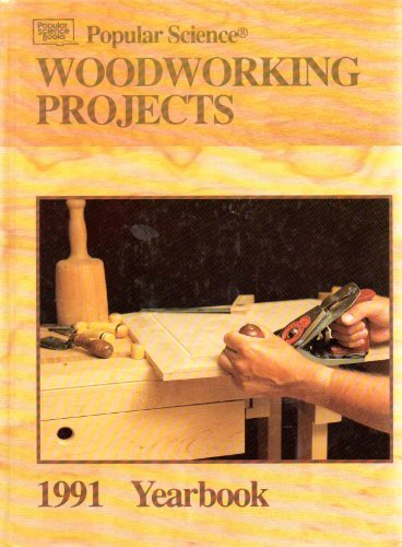 Woodworking Projects (Popular Science Books)