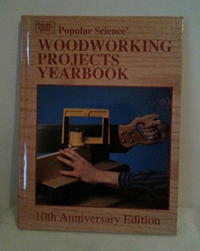 9780696111129: Popular Science Woodworking Yearbook, 1992 Ks) (WOODWORKING PROJECTS YEARBOOK)