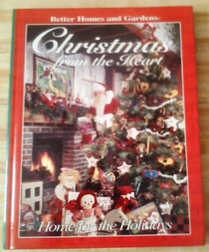 9780696201059: Christmas from the Heart: Home for the Holidays