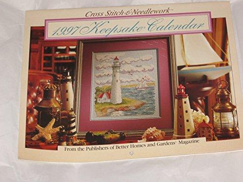 9780696201738: Cal 97 Keepsake: Cross Stitch & Needlework (1997 ed)