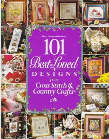 9780696203800: 101 Best-Loved Designs from Cross Stitch & Country Crafts