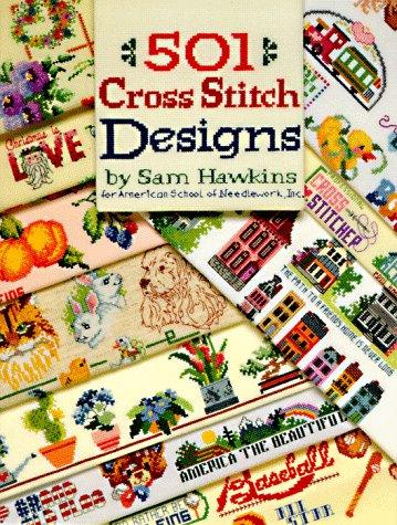 9780696203824: 501 Cross-stitch Designs