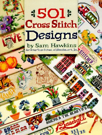 9780696203824: 501 Cross Stitch Designs