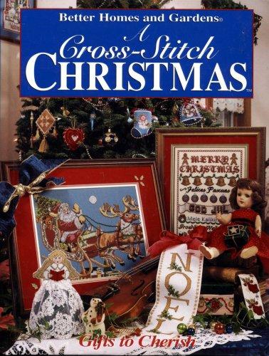 9780696204654: A Cross-Stitch Christmas: Gifts to Cherish