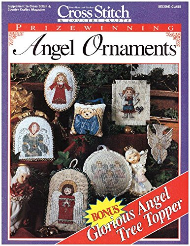 9780696205125: Prizewinning Angel Ornaments (Cross Stitch & Country Crafts, Second Class)
