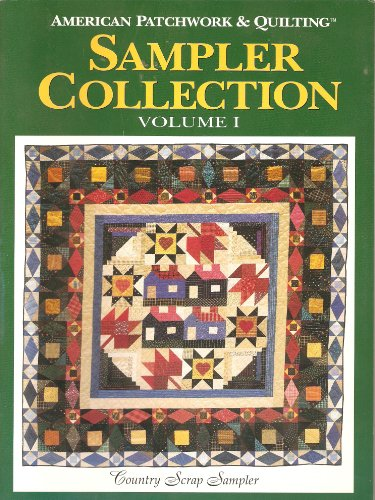 9780696205347: American Patchwork & Quilting Sampler Collection: Country Scrap Sampler