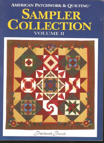9780696205354: 2: American Patchwork & Quilting Sampler Collection: Patchwork Puzzle