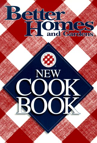 "9780696206146: "" Better Homes and Gardens"": New Cook Book (Better Homes & Gardens)"