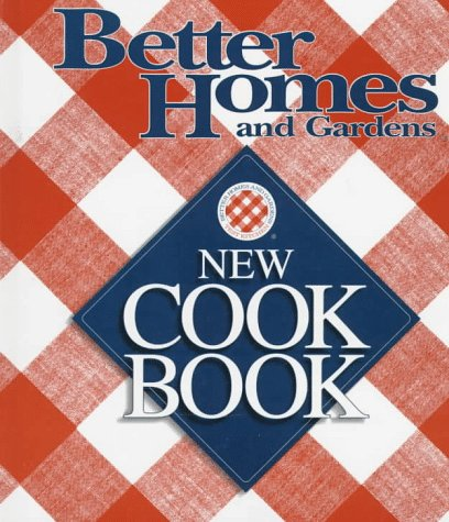 9780696206443: New Cook Book (Better Homes & Gardens New Cookbooks)