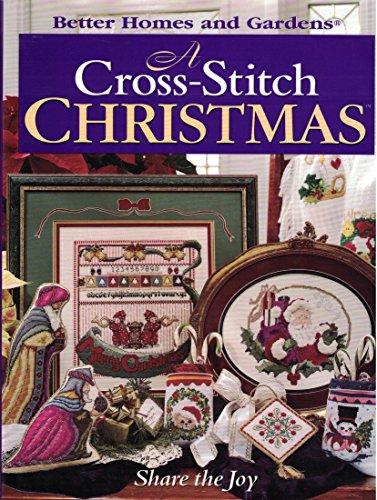 9780696206511: A Cross-Stitch Christmas: Share the Joy