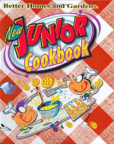9780696207082: Better Homes and Gardens New Junior Cookbook