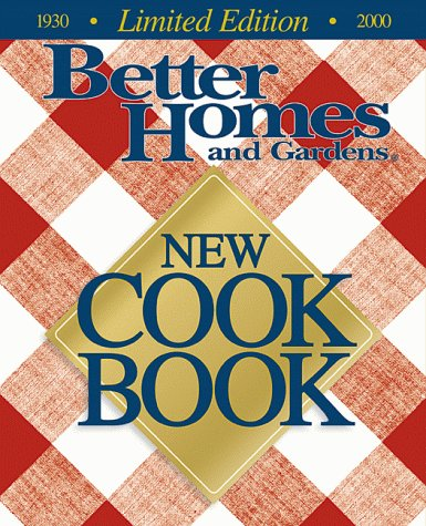 9780696210020: Better Homes and Gardens New Cookbook (1930-2000 Limited Edition)