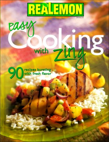 9780696211133: Easy Cooking With Zing