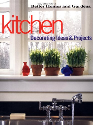 9780696211140: Kitchen Decorating Ideas and Projects