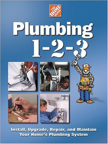 9780696211867: Plumbing 1-2-3 (Home Depot ... 1-2-3)