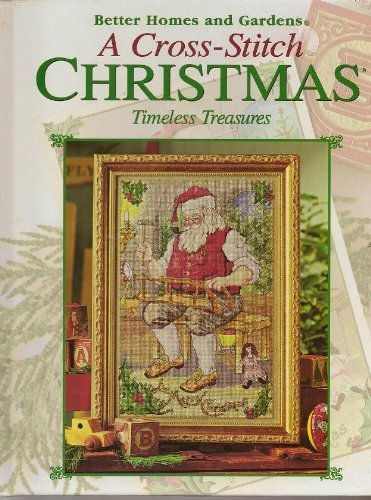 9780696212093: A Cross-Stitch Christmas: Timeless Treasures