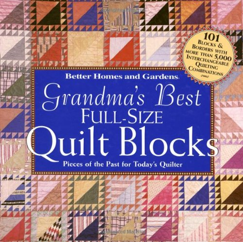 9780696212659: Grandma's Best Full-Size Quilt Blocks