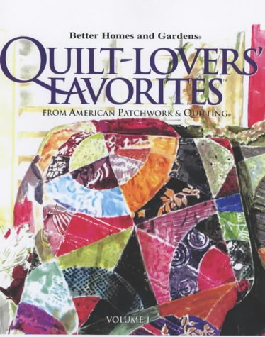 9780696213038: Quilt-lovers Favorites: v. 1: From