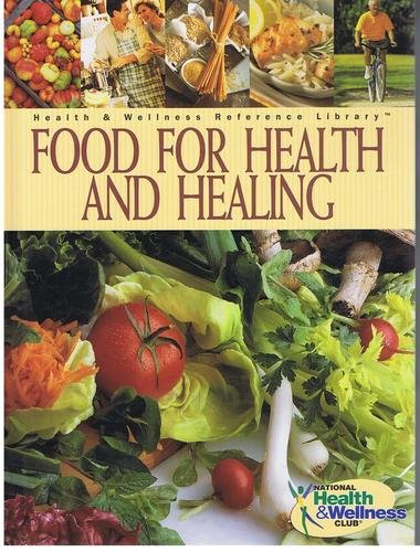 9780696213601: Food for Health and Healing