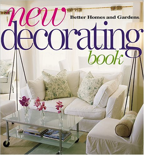 9780696214011: New Decorating Book (Better Homes & Gardens)