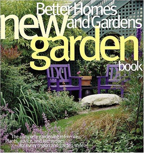 9780696214127: New Garden Book