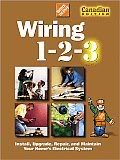 9780696214523: Wiring 1-2-3 : Install, Upgrade, Repair, and Maintain Your Home's Electric System