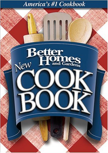 9780696214622: New Cook Book (Better Homes and Gardens Test Kitchen)