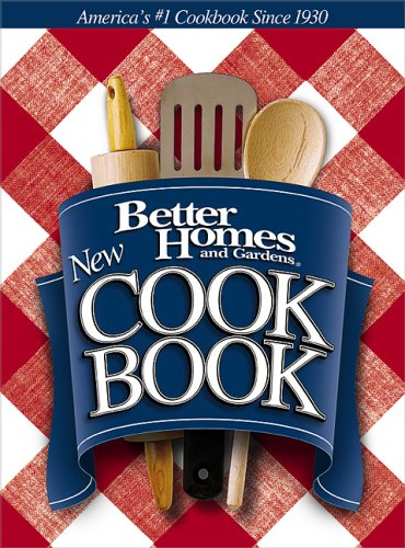 9780696215322: New Cook Book (Better Homes & Gardens New Cookbooks)