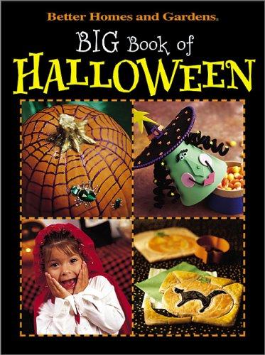 9780696216541: Big Book of Halloween (Better Homes & Gardens)