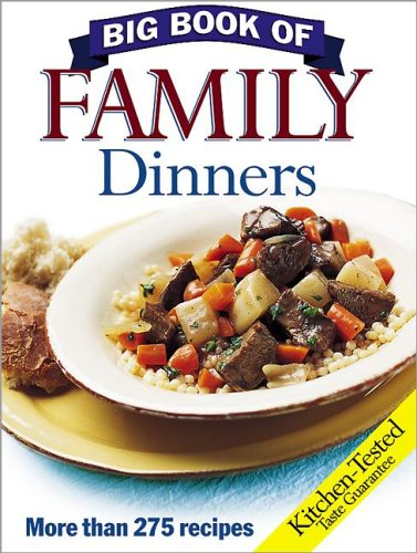 9780696216725: Big Book of Family Dinners