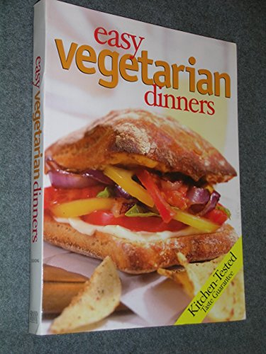9780696216909: Easy Vegetarian Dinners (Grand Avenue Books)