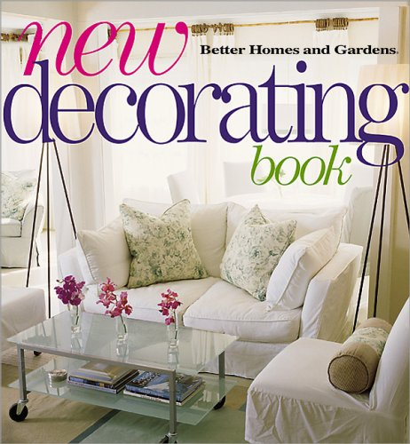 9780696217241: New Decorating Book (Better Homes and Gardens)