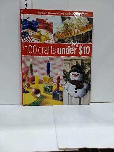 9780696217494: 100 Crafts Under $10