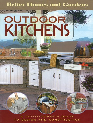 Outdoor Kitchens A Do It Yourself Guide To Design And
