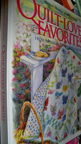 9780696217951: Better Homes and Gardens Quilt-Lovers' Favorites Volume 3
